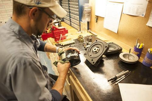 Photos: Pneumatic and Hydraulic Company